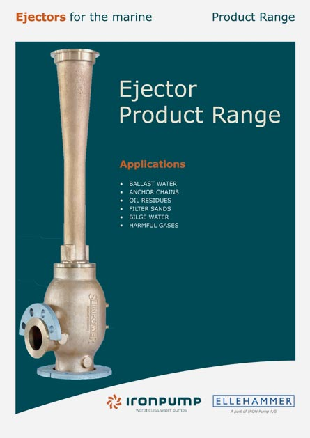 EH Ejector Product Range