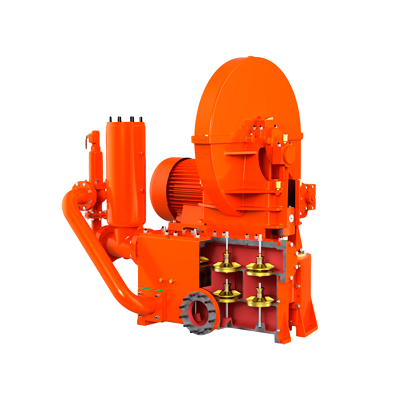 Piston Pump Type BDV / BDHV
