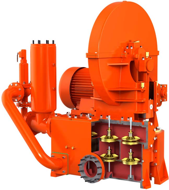 IRON Pump BDV and BDHV